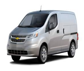 Nissan NV200 & Chevy City Express