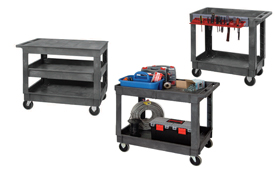 Rolling Work Carts
