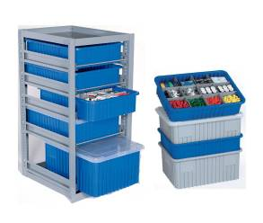 Bin Storage System