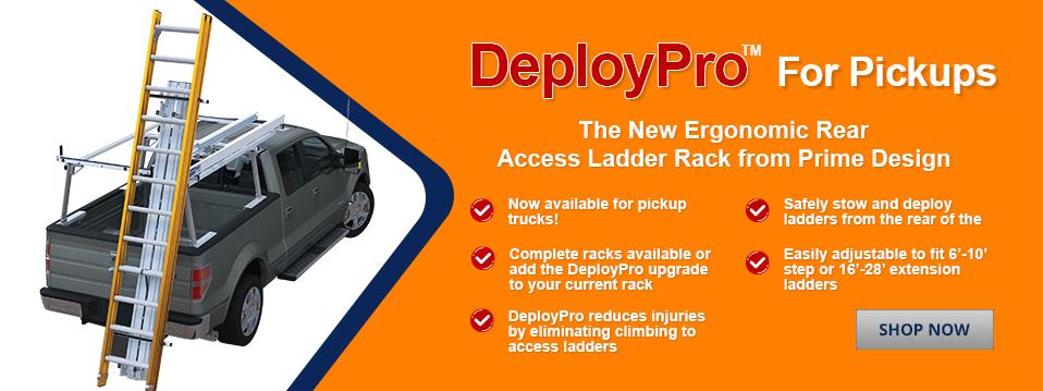 Pickup Up DeployPro