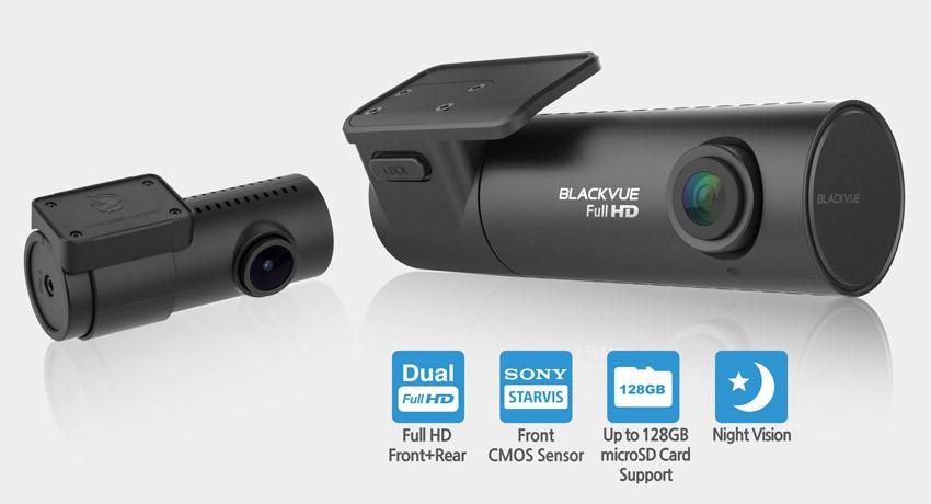 Blackvue DR590-2CH 2 Channel Dash Camera