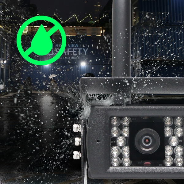 Wireless Backup Camera System RVS-155W H4