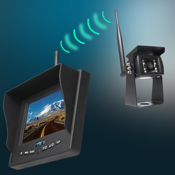 Wireless Backup Camera System RVS-155W H1